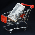 shopping cart money200