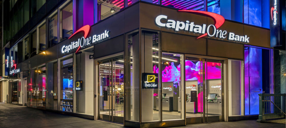 Capital One Cafés: Coffee Shops or Bank Branches?