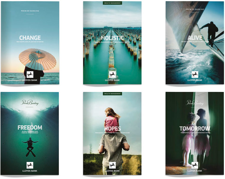9 of the Most Beautiful Brand Identities in Banking