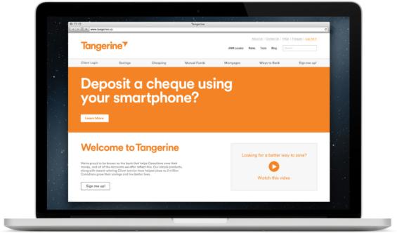 tangerine_bank_brand_website