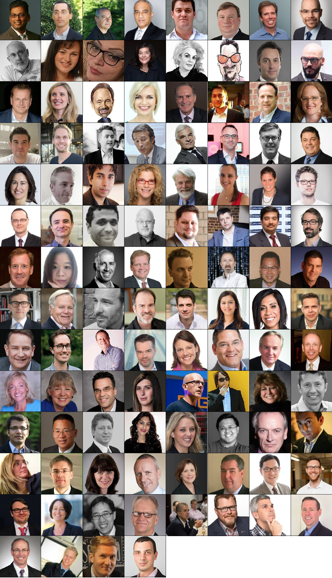 108 Financial Services Influencers to Follow