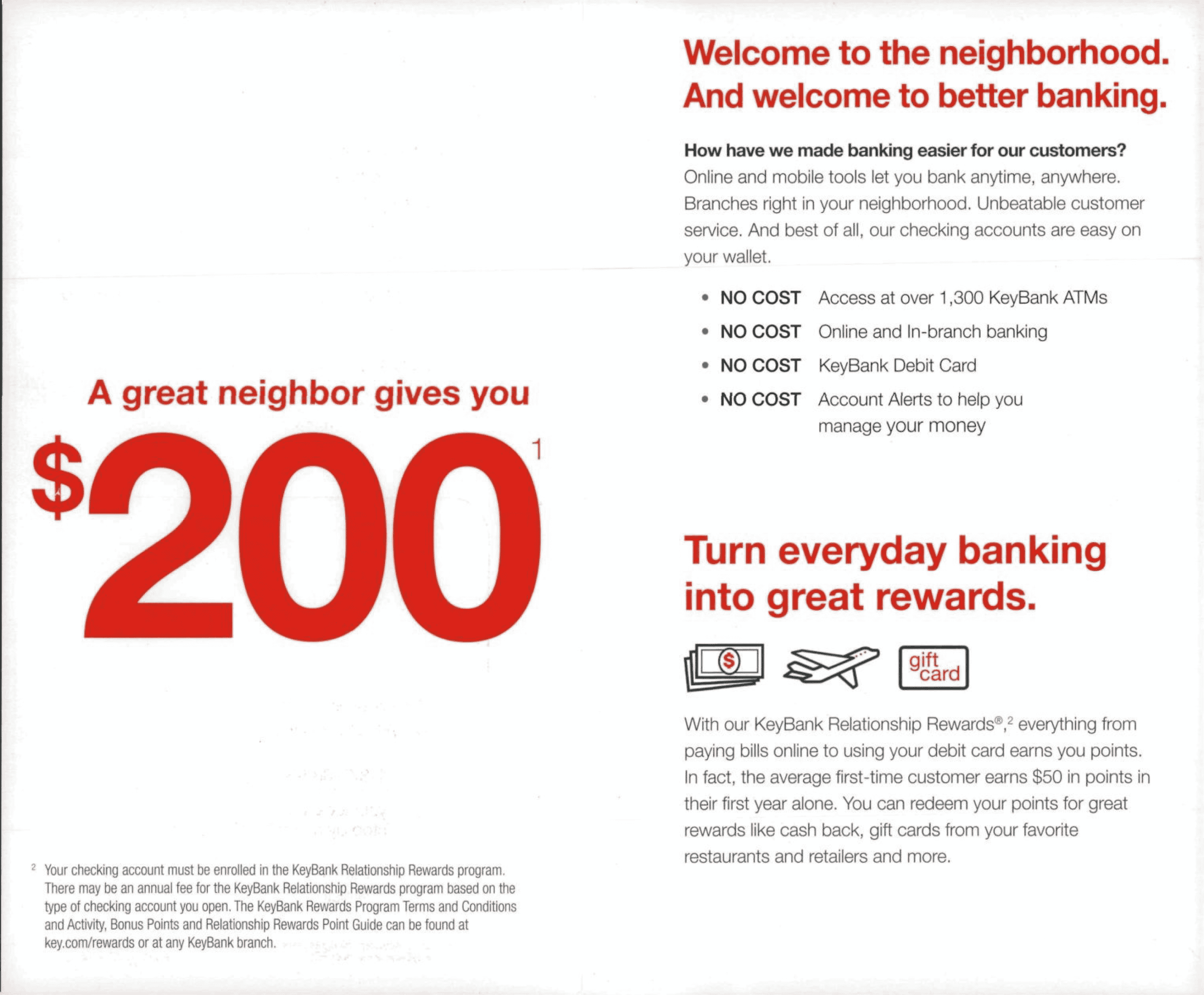 Keybank possibilities gift card lamoureph