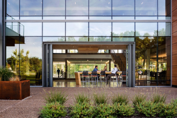 9 Spectacular Headquarters Designs From Banks And Credit