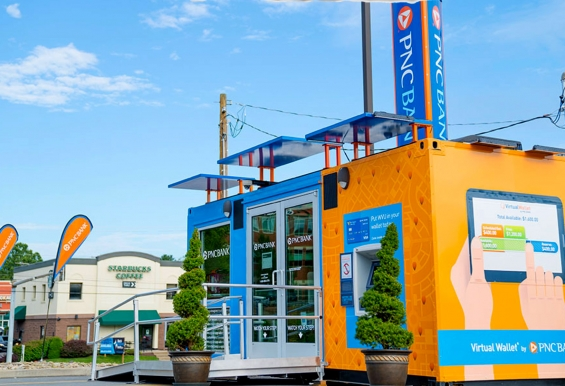 Are Tiny Pop-Up Branches Banking's Brick-and-Mortar Future?