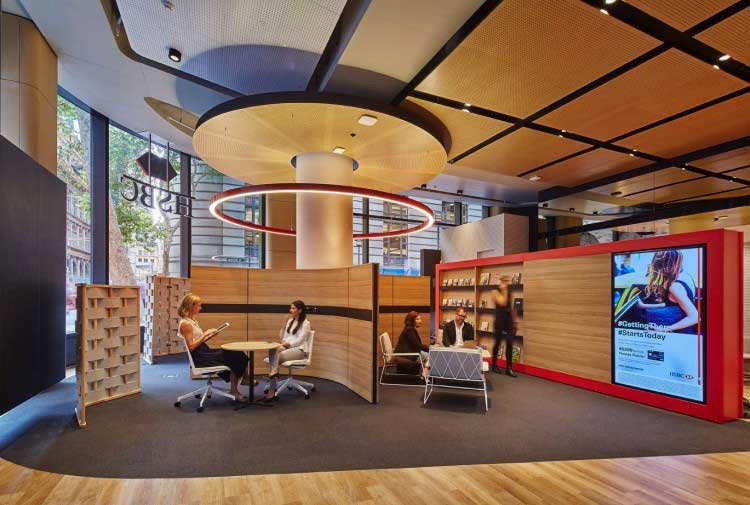 14 More Breakthrough Branch Designs From Banks & Credit Unions