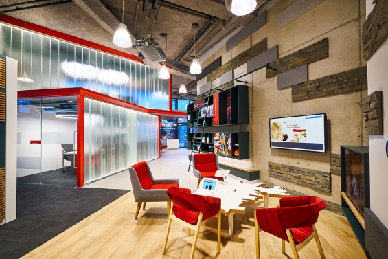 Breakthrough branch designs from banks credit unions