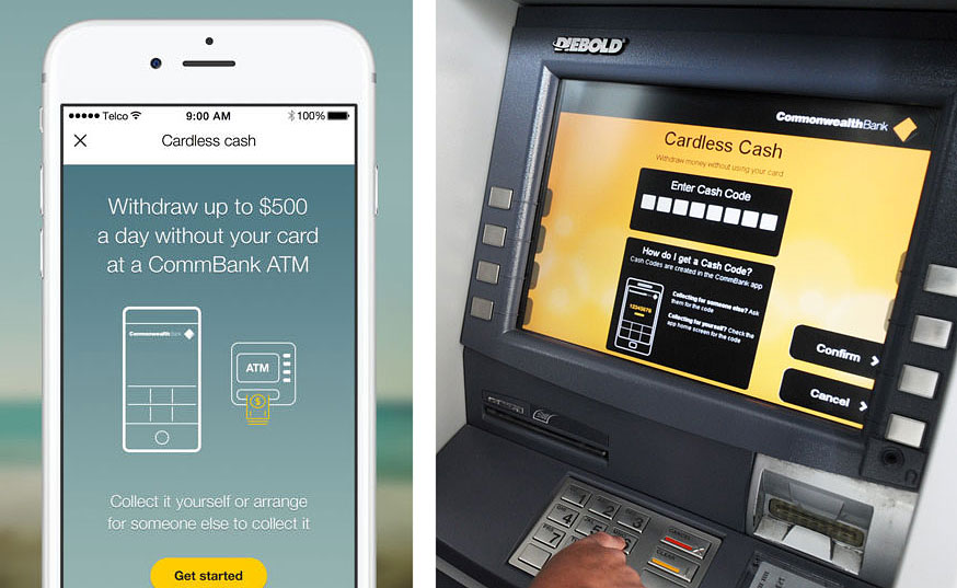 Why Cardless ATMs Are The Next Big Thing
