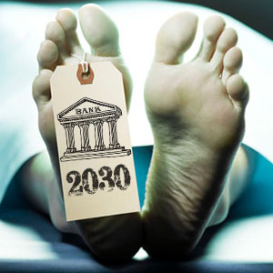 Article Image: Four Out of Five Legacy Banking Firms Could Be Gone By 2030, Analysts Warn