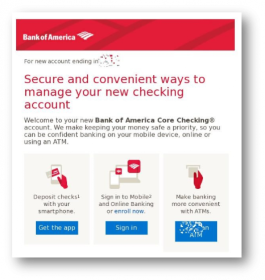 bank of america mobile check deposit processing time