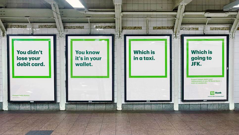 The Serious Strategy Behind TD Bank's Funny New Brand Ads