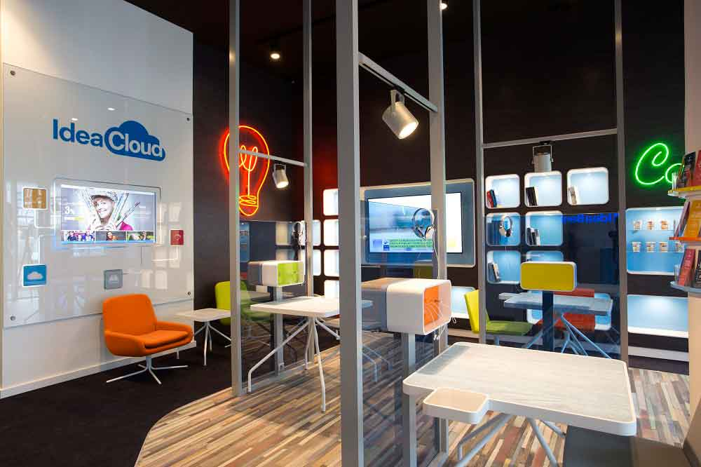 Banks Should Turn Branches Into Branded Coworking Community