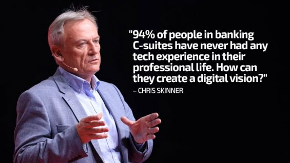 Chris Skinner digital vision