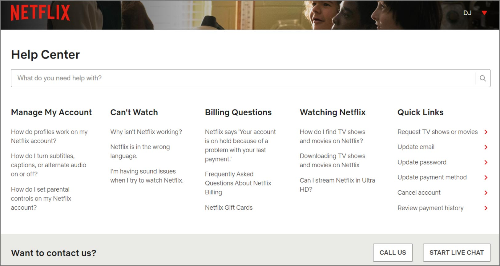 What Banks & Credit Unions Can Learn From Netflix About Digital Support