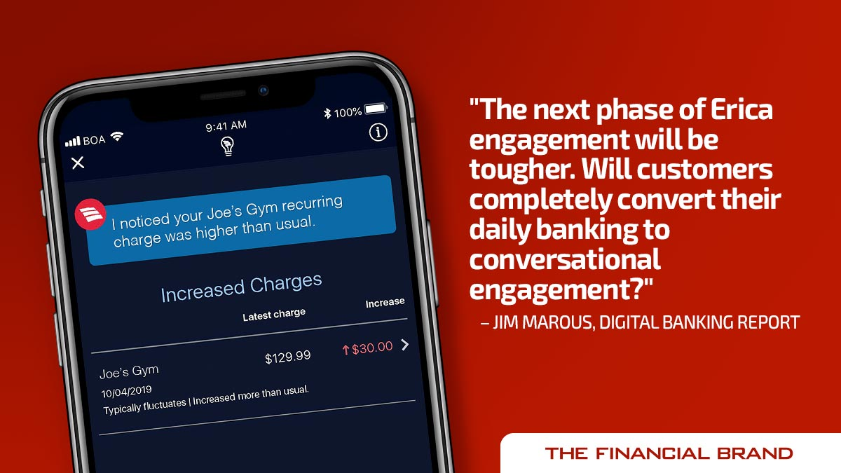 Bank of America Digital Chatbot