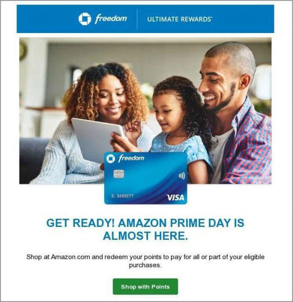 Chase Amazon Prime