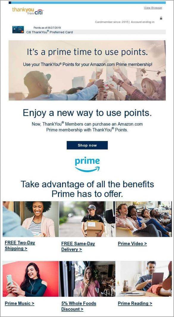 Citi Amazon Prime