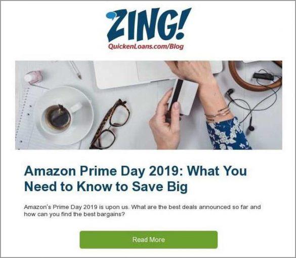 Quicken Loans Amazon Prime
