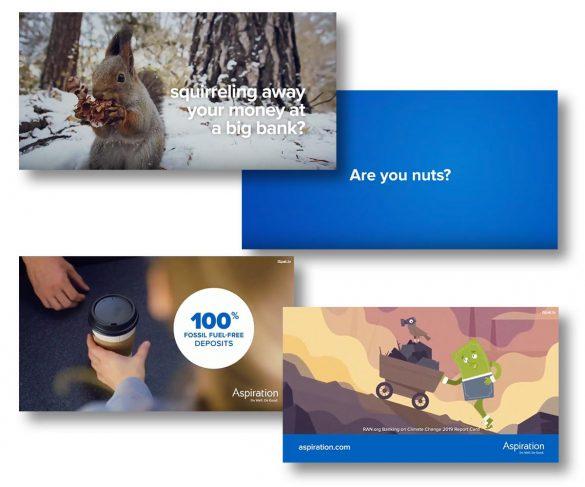 Aspiration digital advertising