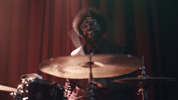Citizens Bank TV campain Questlove