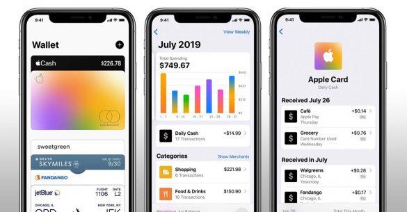 Financial wellness Apple Card financial management