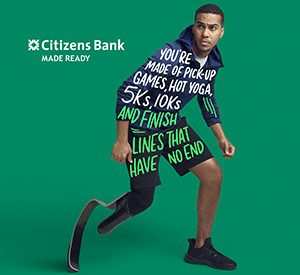 Article Image: AI Powers Citizens Bank's New Millennial-Focused Rebranding Campaign