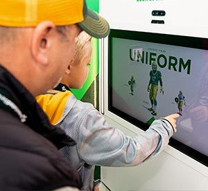 Article Image: Interactive Tech Drives Bank's New Experiential Branch