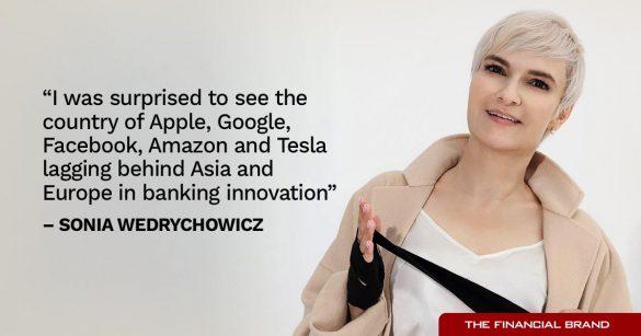 Sonia Wedreychowicz baking innovation quote