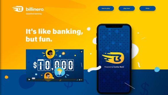 Billinero home page