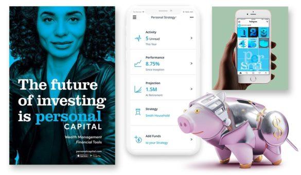 Personal Capital rebrand materials