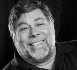 Article Image: Apple Co-Founder Steve Wozniak On Technology, AI and Innovation in Banking
