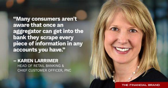 Karen Larrimer aggregator quote