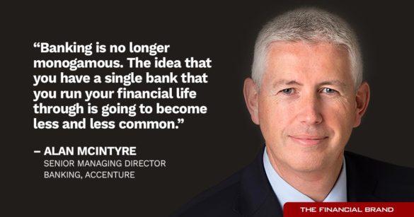 Alan McIntyre banking not monogamous quote
