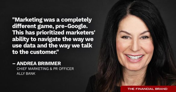 Andrea Brimmer ability to navigate data quote
