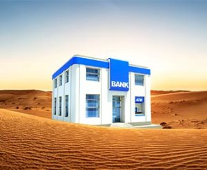 Article Image: 'Branch Deserts' Hurt Key Markets Even in Mobile Banking Era