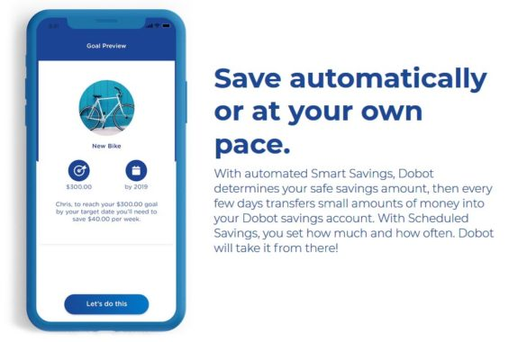 Dobo automatic savings