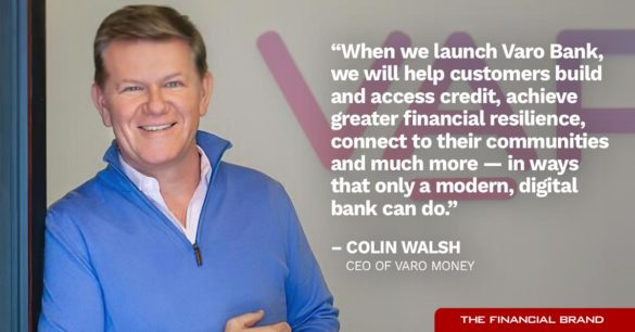 Colin Walsh connect to communites quote