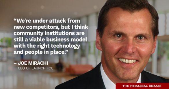 Joe Marachi Launch FCU under attack quote