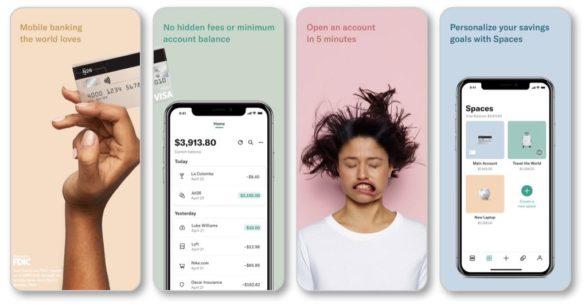 N26 mobile banking app