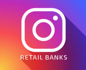 Article Image: Top 100 Banks on Instagram for the Second Quarter of 2020