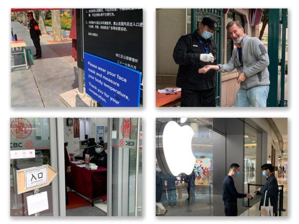 Shanghai COVID precautions