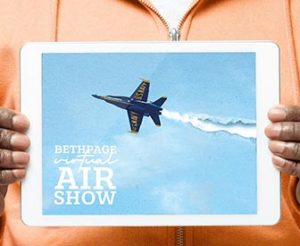 Article Image: Air Show Grounded by COVID Saved by Institution's Virtual Strategy