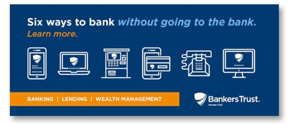 Bankers Trust Group banking without going to the bank