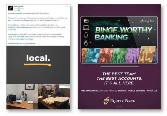 Equity Bank Group bingworthy banking social media
