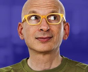 Article Image: Seth Godin Says Financial Marketers Must Hit 'Reset' for COVID Recovery