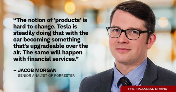 Jacob Morgan notion of products hard to change quote