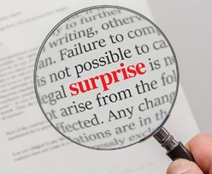 Article Image: Financial Marketers Must Eradicate Fine Print Surprises