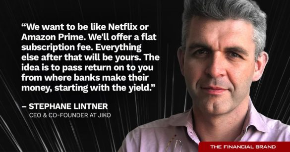 Stephane Lintner we want to be like Netflix quote