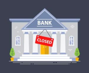 Article Image: Why that Spike in COVID-19 Bank Branch Closings Didn't Happen (Yet)