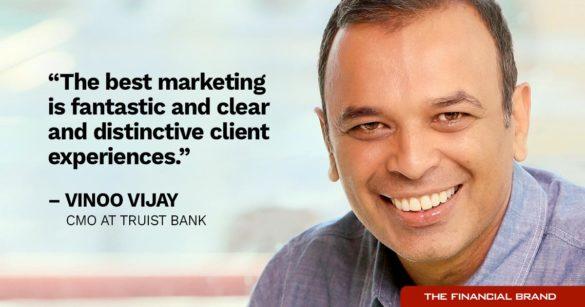 Vinoo Vijay best marketing quote