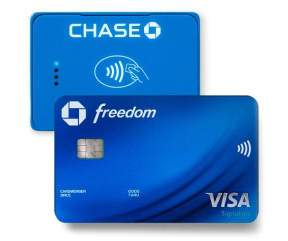 Chase business complete mobile card reader